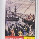 Boston Tea Party 2009 Topps Heritage American Heroes Trading Card #101