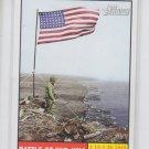 Battle Of Iwo Jima 2009 Topps Heritage American Heroes Trading Card #121