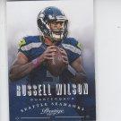 Russell Wilson 2013 Prestige #176 Seahawks