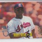 Albert Belle & Marquis Grissom All-Stars 1995 Fleer #17 Indians