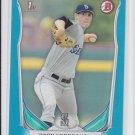Ryan Yarbrough Blue Parallel 2014 Bowman Draft #DP105 Mariners 031/399