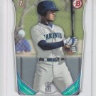 Gareth Morgan 2014 Bowman Draft #DP68 Mariners