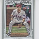 Mike Olt RC 2013 Topps Gypsy Queen 101 Rangers