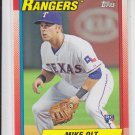 Mike Olt RC 2013 Topps Archives #158 Rangers