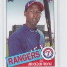 Jurickson Profar RC 2013 Topps Archives #133 Rangers