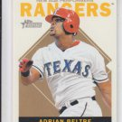 Adrian Beltre New Age Performers 2013 Topps Heritage #NAPAB Rangers