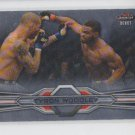 Tyron Woodley Debut RC Trading Card 2013 Topps UFC Finest #88