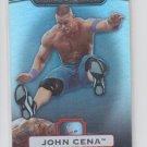 John Cena Rainbow Thick Parallel 2010 Topps Platinum #1