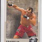 Rich Franklin Legacy Insert 2011 Topps UFC Title Shot #L-22
