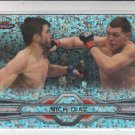 Nick Diaz Refractors Parallel 2013 Topps UFC Finest #65
