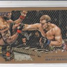 Matt Hamill Gold Parallel 2011 Topps UFC Moment of Truth #188