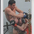 Ricardo Almeida Gold Parallel 2011 Topps UFC Title Shot #111