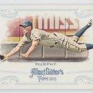 David Murphy Baseball Trading Card 2013 Topps Allen & Ginter #190 Rangers