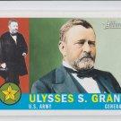 Ulysses S Grant 2009 Topps Heritage American Heroes #5