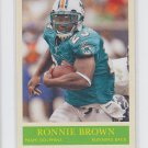 Ronnie Brown 2009 Topps Philadelphia #102