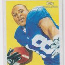 Hakeem Nicks Youngsters of the Gridiron 2009 Topps National Chicle #YG8