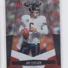 Jay Cutler Platinum Red Parallel 2010 Panini Certified #26 Bears 173/999