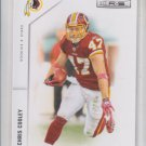Chris Cooley Rookie Card 2011 Panini Rookies & Stars #147 Redskins