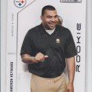 Cameron Heyward Rookie Card 2011 Panini Rookies & Stars #167 Steelers