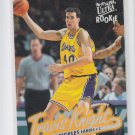 Travis Knight RC Basketball Trading Card 1996-97 Fleer Ultra #203 Lakers