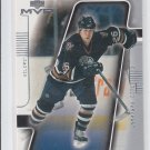 Todd Marchant Hockey Trading Card 2001-02 UD MVP #77 Oilers