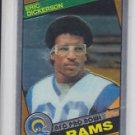 Eric Dickerson 2012 Topps Chrome Reprints #2 Rams