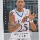 Brandon Rush RC 2008-09 Upper Deck FIrst Edition #229 Pacers