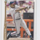 Albert Belle Home Run Heroes 1992 Upper Deck #HR13 Indians