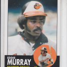 Eddie Murray Vintage Legends Collection 2010 Topps VLC37 Orioles