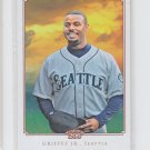 Ken Griffey Jr Baseball Trading Card 2010 Topps 206 #120 Mariners