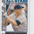 Shelly Duncan Triple-A All Stars 2010 Topps Pro Debut #TA-4 Yankees