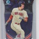 Bradly Zimmer 1st Prospect Card 2014 Bowman Chrome Draft #CDP17 Indians