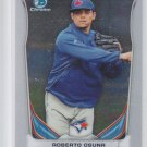 Roberto Osuna Top Prospect 2014 Bowman Chrome Draft #CTP86 Blue Jays