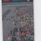 Michael Andretti Racing Trading Card 1992 Collect-A-Card #77 *BOB Chipping