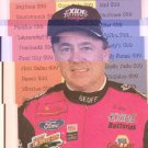 Geoff Bodine Gold Win Leaders Parallel 1994 Power Racing #SL42 *BOB