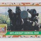 Anti-Aircraft Chemical Gear Trading Card 1991 Topps Desert Storm #71 *BOB
