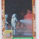 Marine Firefighters Trading Card 1991 Topps Desert Storm #74 *BOB