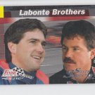 Terry & Bobby Labonte Silver Parallel SP 1993 Pro Set Finish Line #27 *BOB Ding