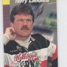 Terry Labonte Racing Trading Card 1993 Pro Set Finish Line #39 *BOB