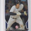 Mark Teixeira Baseball Trading Card 2013 Bowman Chrome #199 Yankees