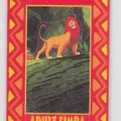 Adult Simba Popup Trading Card Skybox Lion King 2 #P10 *ED