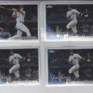 Alex Rodriguez Baseball Trading Card Lot of (5) 2010 Topps Chrome #144 Yankees