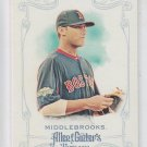 Will Middlebrooks Baseball Trading Card 2013 Topps Allen & Ginter #133 Red Sox