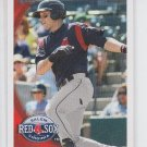 Will Middlebrooks Baseball Trading Card 2010 Topps Pro Debut #267 Red Sox