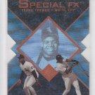 Frank Thomas Special-FX Die Cut 1997 SP Authentic #2 White Sox
