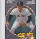Wade Boggs Black Parallel 2008 Upper Deck Heroes #34 Red Sox