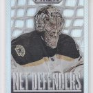 Tuukka Rask Net Defenders Refractors 2013-14 Panini Prizm #ND-12 Bruins