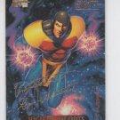 Jack of Hearts Gold Foil Signatuure Series 1994 Marvel Masterpieces #57 *ED