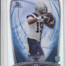 Devin Street RC Refractors Parallel 2014 Bowman Chrome #169 Cowboys