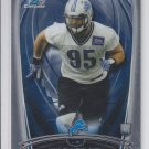Kyle Van Noy RC Trading Card Single 2014 Bowman Chrome 126 Lions